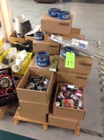 Lot of Plumbing supplies