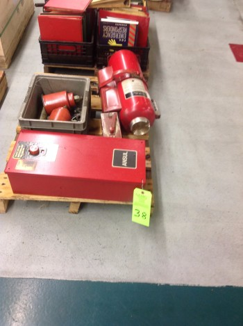 Ansuil Fire Extinguishing units and part s