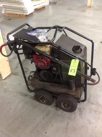 Black Max #2403 Heated Portable Power Washer