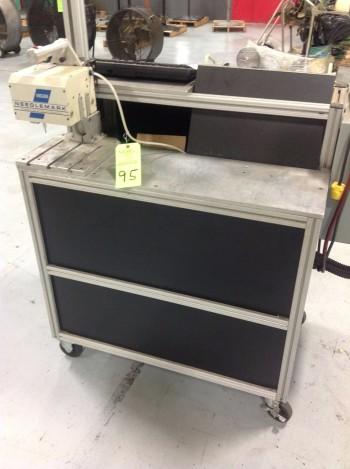Osling Needlemark Marking Machine, Model UMC-III Control