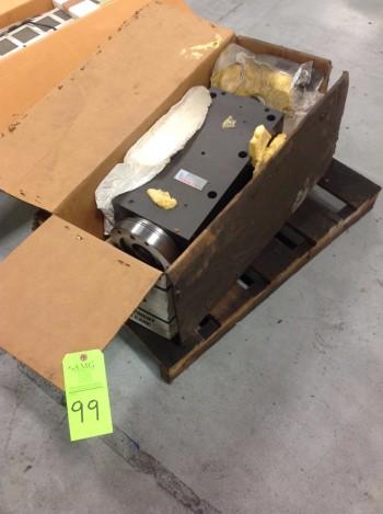 Setco model 4309BY8361 Spindle,1600RPM, Rebuilt, s/n:1489791