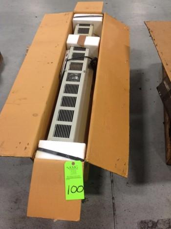 Dayton Compact Air Curtain, New in box