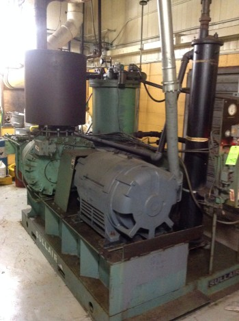 300 H.P.Sullair model 32-300L, air compressor