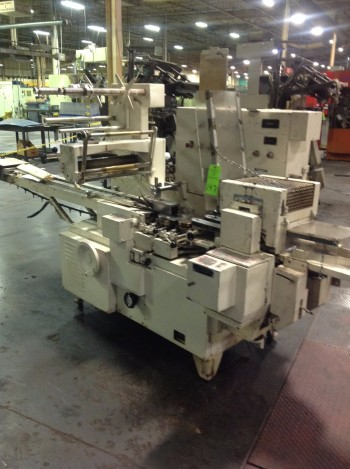 ANPAC Packaging machine, model 06, s/n: 0916