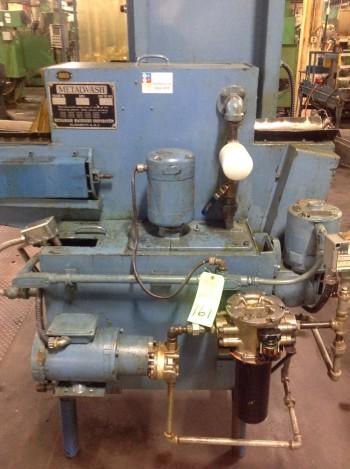 Metal wash Conveyor, 30 gallon cap., 7.5