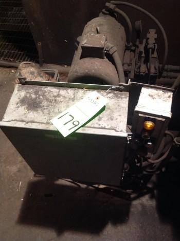 Hydraulic Industrial Trash compactor