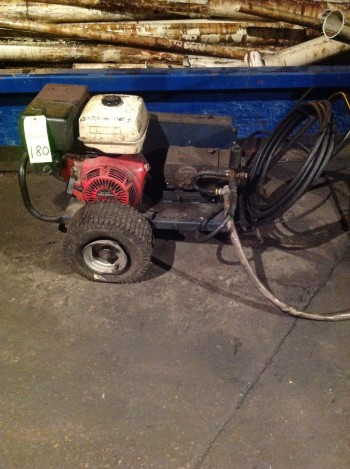 North Star Power washer 13HP Honda Motor