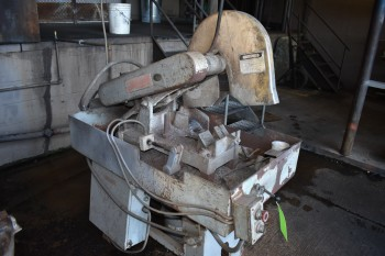 Everett Power Chop Saw
