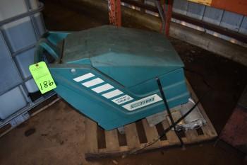 Tennent Drymatic Floor Scrubber model 170BR