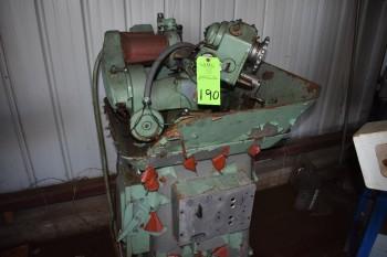 Christen Type 3-32 Drill Grinder, s/n:1005