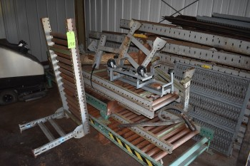 Lot of Misc. Conveyors, Specialty machines