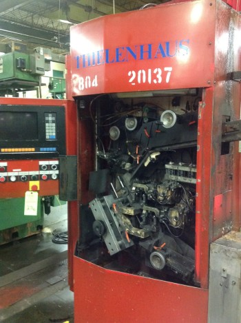 Thielenhaus Microfinish CNC Hone,Model KM-130