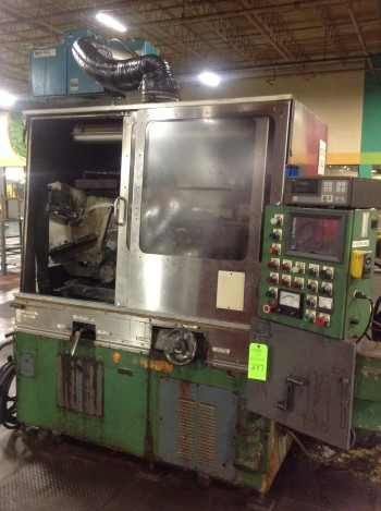 Cincinnati Microcentic CNC Chucking grinder, Model DE, \