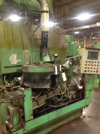 Heald Model 1CF Internal Grinder. WIth new spindle drive