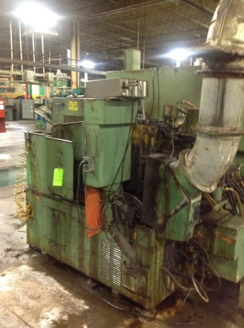 CIncinnati No 1 Microcentric Model DE, N base chucking grinder