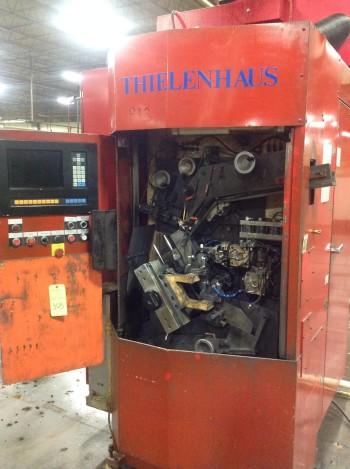 Thielenhaus Microfinish CNC Hone Model Km-130-A2A