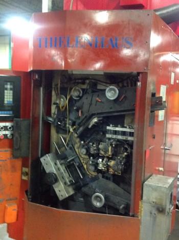 Thielenhaus Microfinish CNC Hone modle KM-130-A2A
