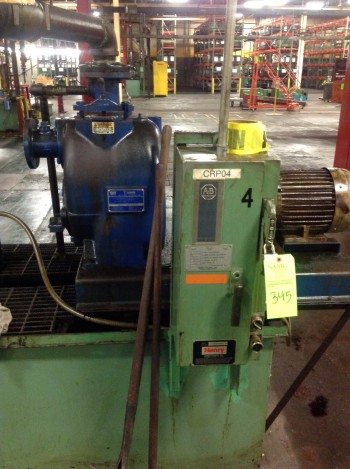 Gorman-Rupp model T3A615-B/F Self Priming Centrigugal pump,