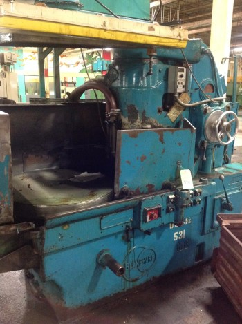 Blanchard model 18-36 Vertical Spindle Rotary Surface Grinder,