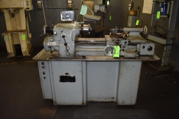 Hardinge Model HLV-H Toolroom Lathe w/6\