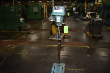 Rockwell Model 15 Single Spindle Drill Press