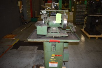 Thomas & Peterson Double end Carbide Grinder