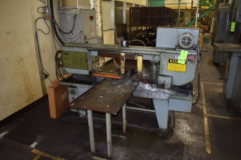 Do-All model C-916 Metal Horizontal Band Saw, s/n:438-882024