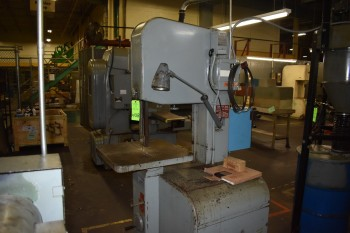 Do-All Model 2016-U Metal Vertical Band saw