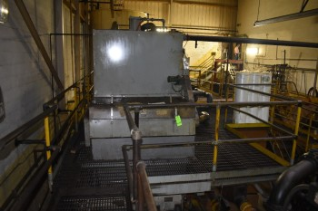 Henry Central coolant tank Room ,