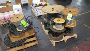 Lot Wire and cable