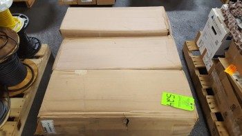 lot (6) boxes of 15 filters easch box