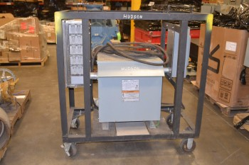PORTA-SAFE PORTABLE ELECTRIC LOAD CENTER, PSEG-HUD 2504C