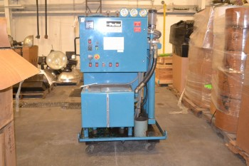 PARKER OIL PURIFICATION SYSTEM MODEL PVS 1800