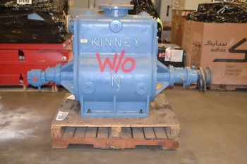 KINNEY HIGH VACUUM PUMP, KD-780, 41003