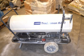 TRADESMAN K400 CONSTRUCTION HEATER, CP400BK