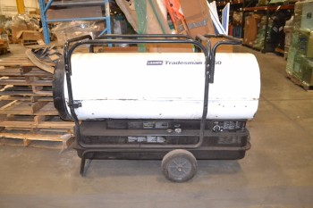 TRADESMAN K650 CONSTRUCTION HEATER, CP650CK