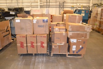 4 PALLETS OF ASSORTED PNEUMATIC FILTERS
