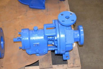 GOULDS 1X1 1/2X6 CENTRIFUGAL PUMP