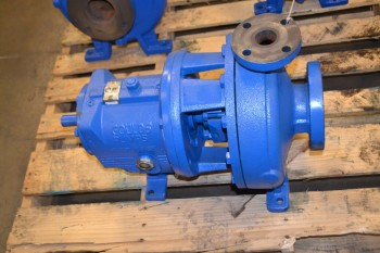 GOULDS 1 1/2X3X10 CENTRIFUGAL PUMP
