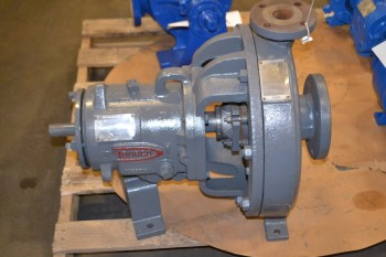 DURCO MARK III 3X1 1/2 CENTRIFUGAL PUMP