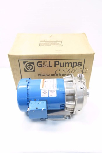 GOULDS 1ST2C5C4 CENTRIFUGAL PUMP