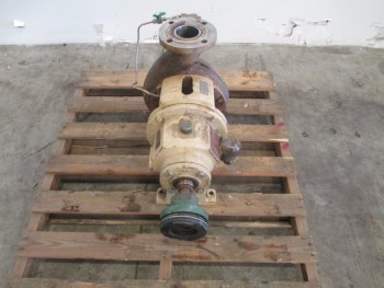 DEAN CENTRIFUGAL PUMP 3X4X8-1/2 1 PH-231, 405GPM