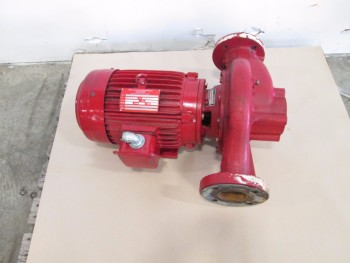 BELL & GOSSETT CENTRIFUGAL PUMP 3X9.5 200GPM 3HP 1200RPM