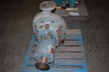 DURCO 3K6X4-16/160RV, 250PSI, CENTRIFUGAL PUMP