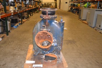 GORMAN RUPP SELF PRIMING CENTRIFUGAL PUMP
