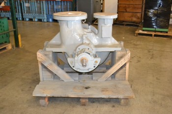 RUHRPUMPEN 6X16 CENTRIFUGAL IRON PUMP