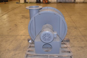 SPENCER TURBINE COMPANY CENTRIFUGAL BLOWER 186543