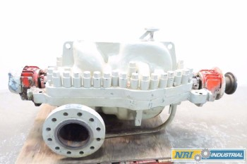 SULZER MSDD 4X8X10.5 MULTI STAGE PUMP