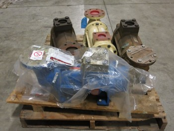LOT OF 4 ASSORTED TRANSFER PUMPS, COFAX, DELAVAL TRANS AMERICA