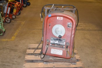 LINCOLN WELDER IDEALARC 250-250, 230-460 V-AC, 60 HZ